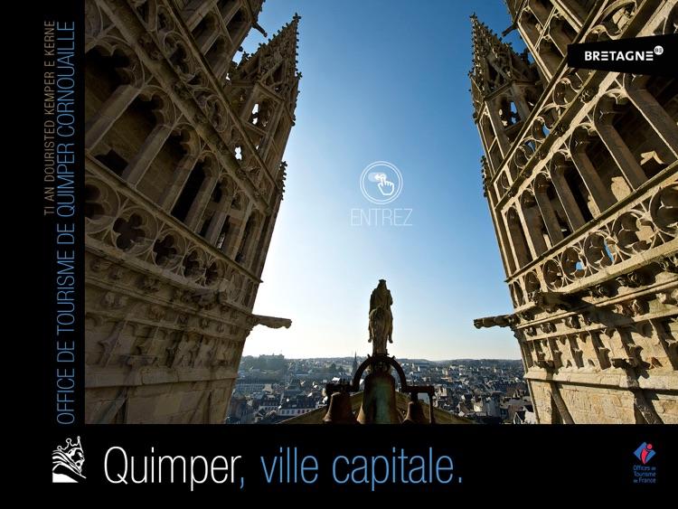 Quimper, ville capitale