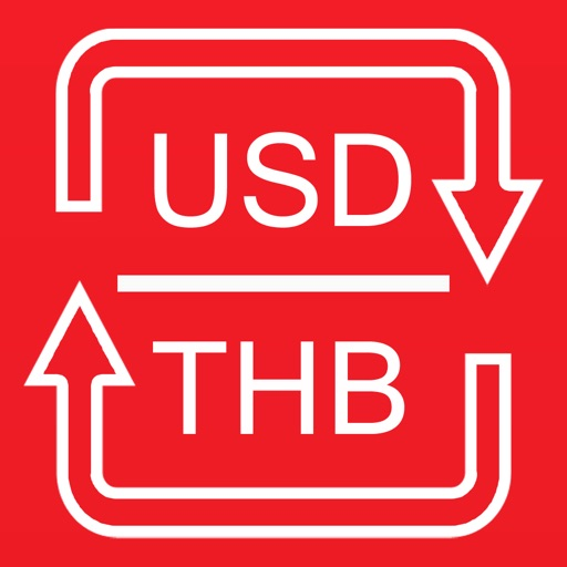 US Dollars / Thai Baht currency converter
