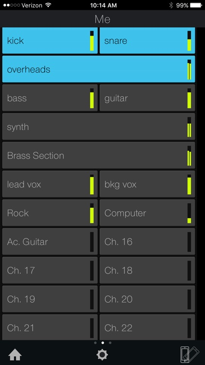 PreSonus QMix®-UC screenshot-2