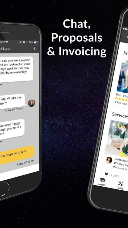 Moonlighting — Freelance Jobs screenshot-3