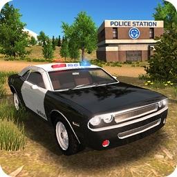 Police Car Driving & Racing Simulator 2017