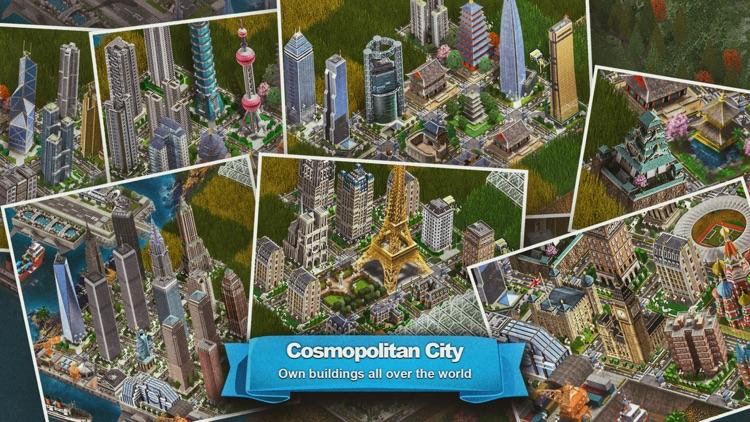 New World Trade City