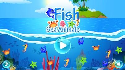 Fish Sea Animals Puzzle Fun Match 3 Games Relax Screenshot on iOS
