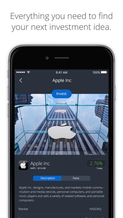 Divy - Discover & own stocks screenshot-3