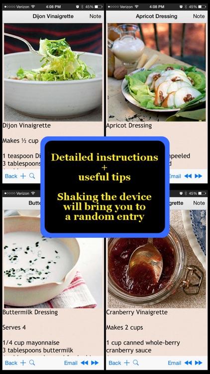 150 dressing Recipes