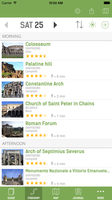 Rome Travel Guide (with Offline Maps) review screenshots