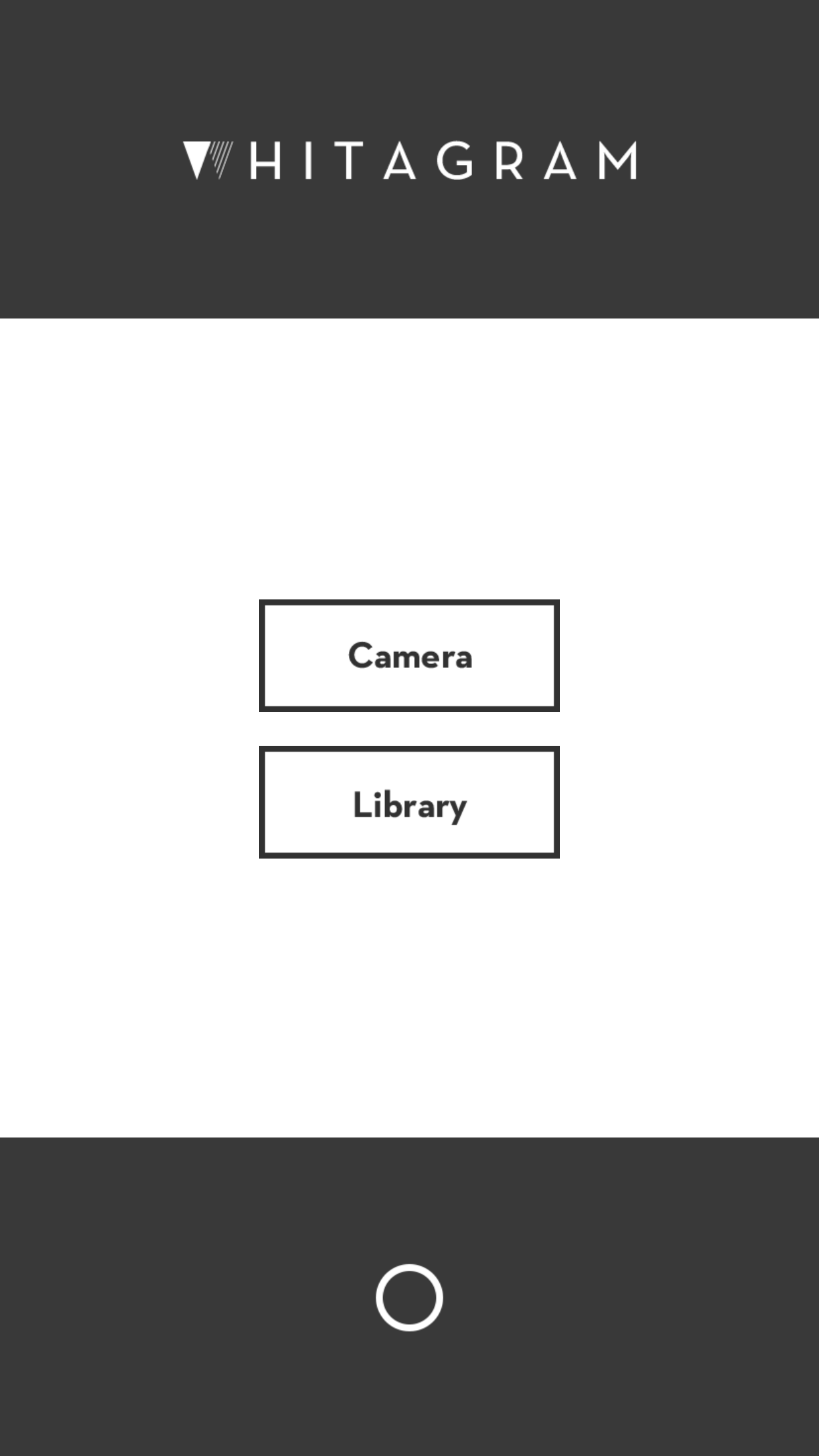 Whitagram Screenshot