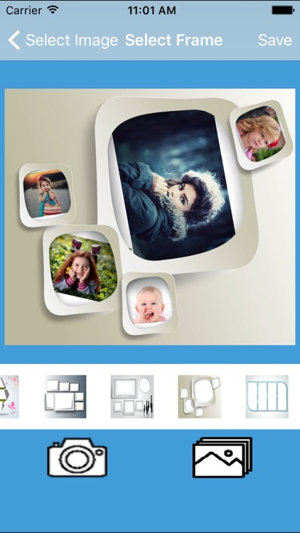 Awesome 3D Photo Frame