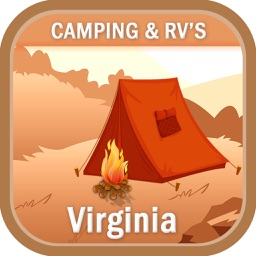 Virginia Campgrounds & Hiking Trails Offline Guide