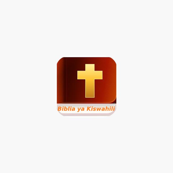 Biblia Ya Kiswahili On The App Store