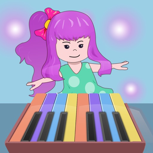 virtual piano playing for kids