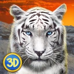 Wild Snow Leopard: Animal Simulator Full