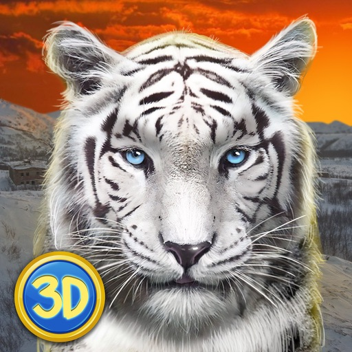 Wild Snow Leopard: Animal Simulator Full