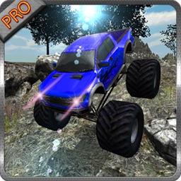 Raga Monster Truck - Car Racing Game