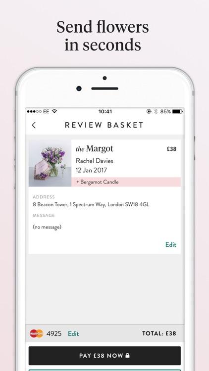 Bloom & Wild Flowers - Flower Delivery & Gifts App screenshot-3