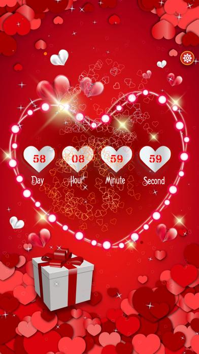 Valentine's Day Countdown screenshot two