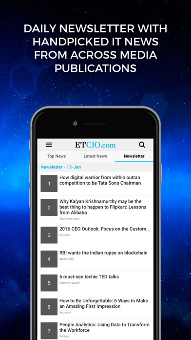 ETCIO by The Economic Times Screenshot