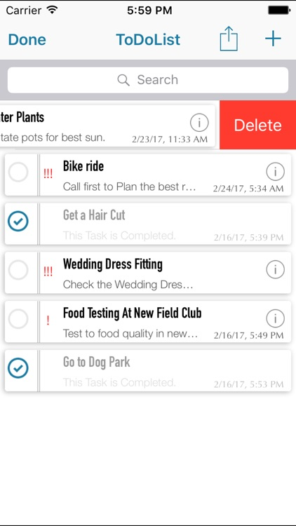 Ultimate To Do List With Reminder & Sharing