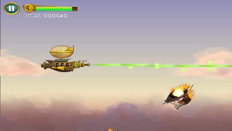 Airship Squadron Defender screenshot-0