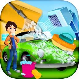 Car - Design, Wash, Repair