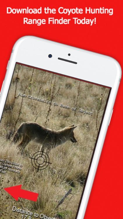 Coyote Range Finder for Hunting