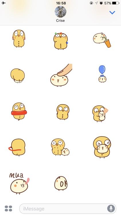 Bromoji Stickers screenshot-4
