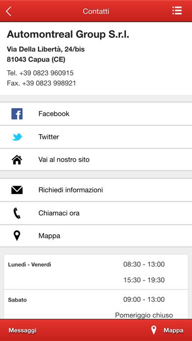 Screenshot of Automontreal Group5