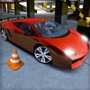 レース車運転シミュレータ: 都市の 3 D...