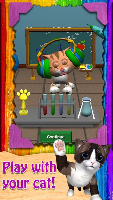 Paint My Cat - Color and Play Скриншоты4