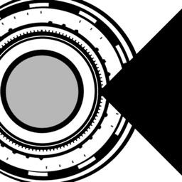 Camera 4 Line Art