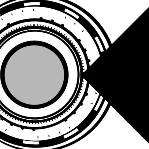 線画風カメラ