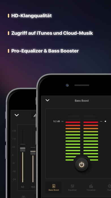 Equalizer+ Bass booster Screenshot