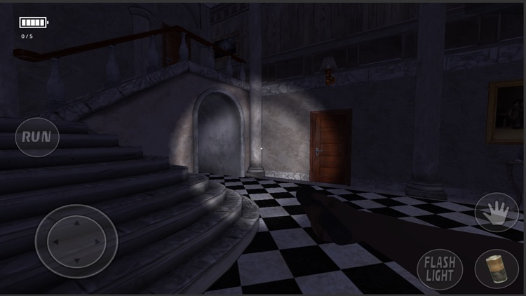 Demonic Manor - Horror game