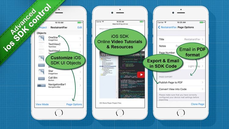 Dapp the App Creator - for iPhone and iPad