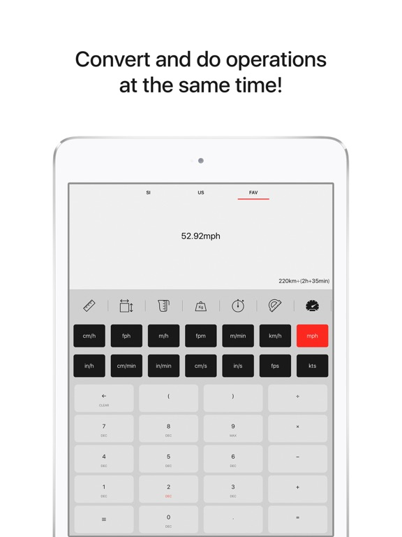 UnitVert: Unit of Measurement Converter Calculator