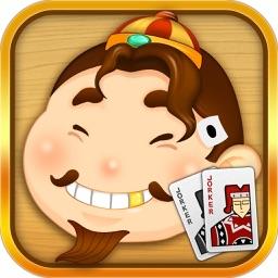 欢乐四人斗地主-全民欢乐经典棋牌与电玩游戏