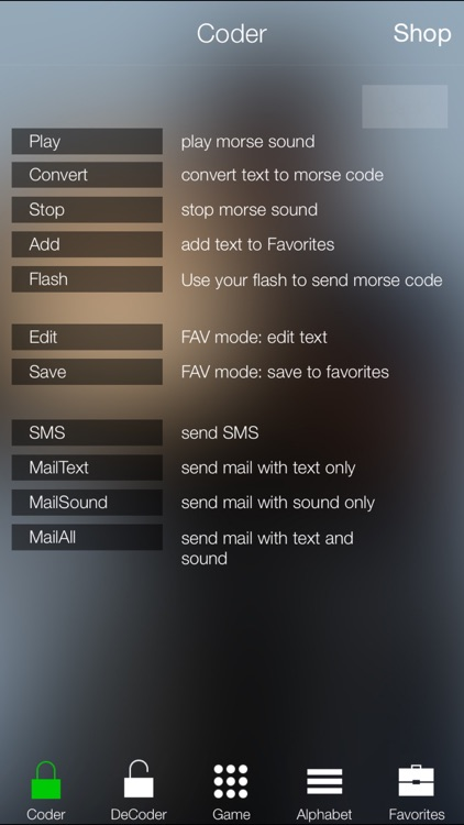 Learn Morse Code screenshot-4