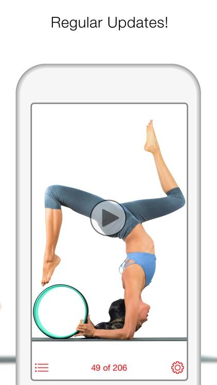 Yoga Studio – Hot Yoga Poses & Workout Videos screenshot-4