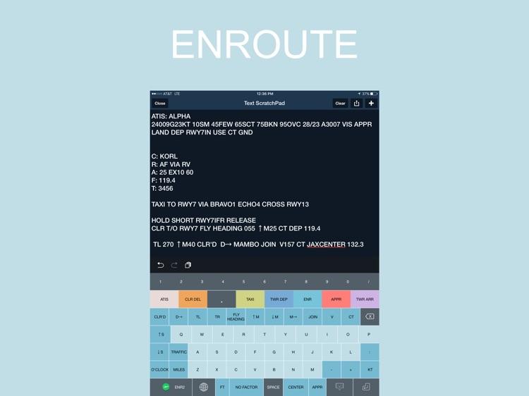 FFKeyboard: An ATC Keyboard screenshot-4