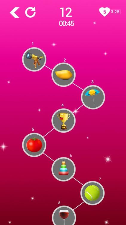 Order: The Memory Game screenshot-3