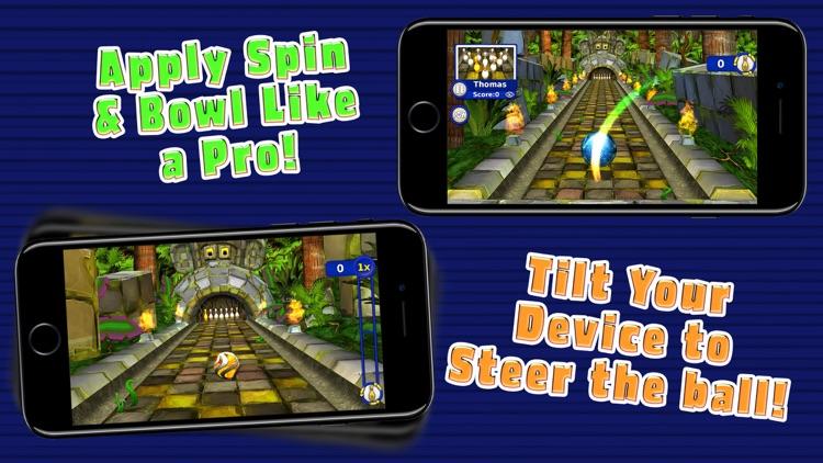 Gutterball: Golden Pin Bowling Lite screenshot-4