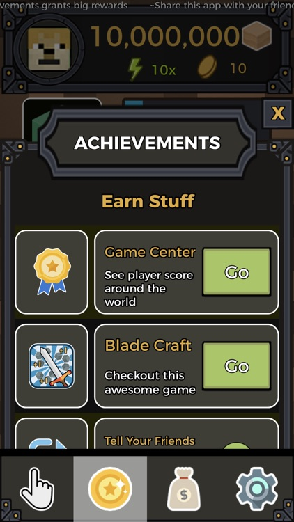 Block Clicker - Idle Clicker Game screenshot-3