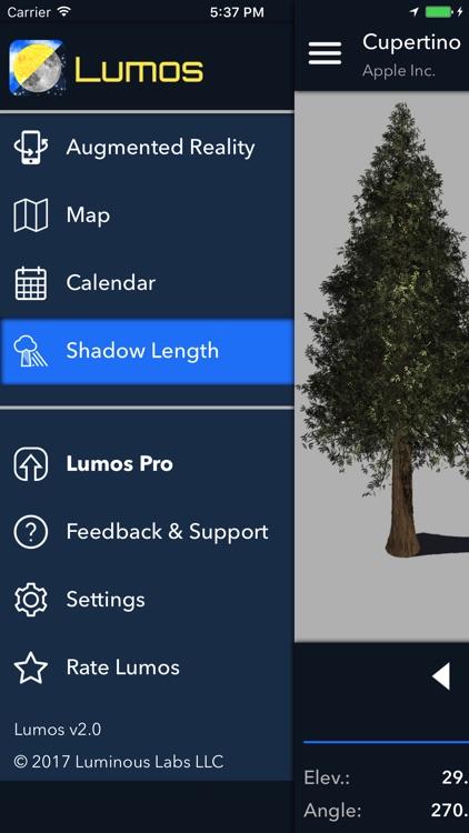 Lumos: Sun and Moon Tracker screenshot-4