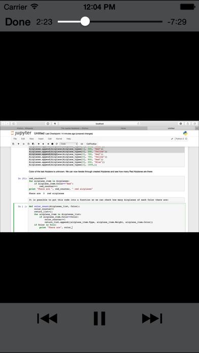 Learning iPython screenshot 3