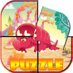 Kids Dinosaur Puzzle Jigsaw
