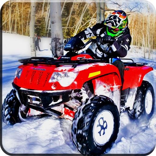 Snow Stunt Quad Bike RAcing iOS App