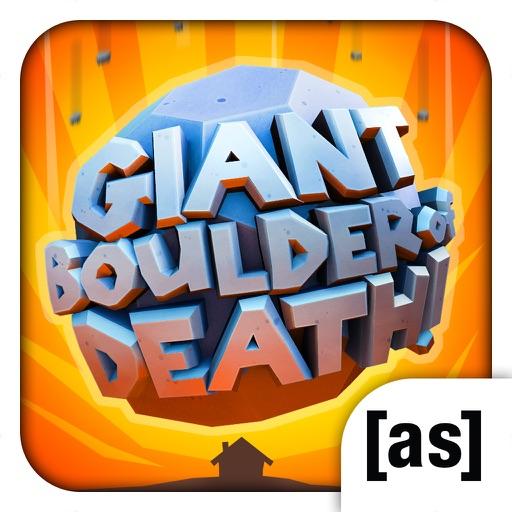Giant Boulder of Death