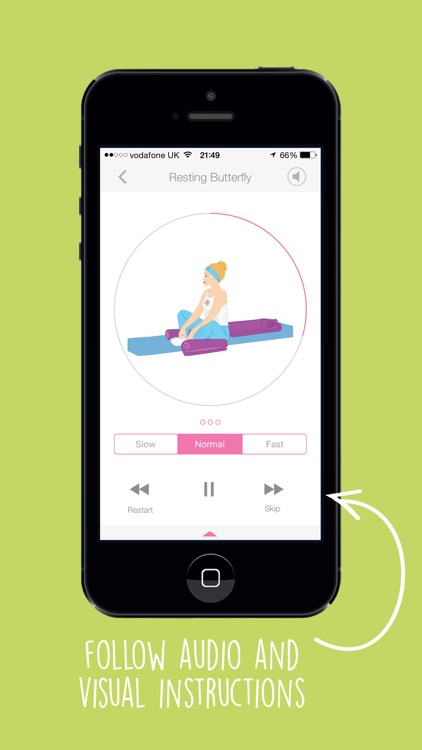 WellMama Postnatal Yoga PRO screenshot-2