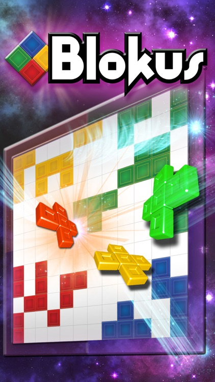 Blokus™ Free - Attack, Block & Defend! screenshot-0