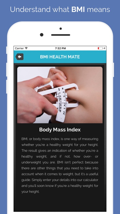 Health Mate - BMI Checker screenshot-4